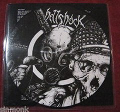 Hellshock -   Only The Dead Know The End Of The War (Picture) LP