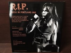Iron Maiden - Rock in Portland LP + Pôster na internet