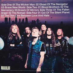 Iron Maiden -  Brave New World 2xLP - comprar online