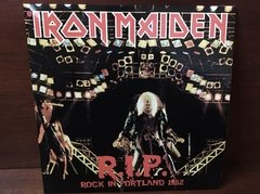 Iron Maiden - Rock in Portland LP + Pôster - comprar online