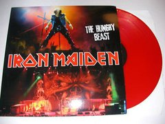 Iron Maiden -   The Hungry Beast LP