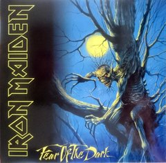 Iron Maiden -  Fear Of The Dark 2xLP