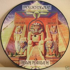 Iron Maiden - Powerslave LP PICTURE