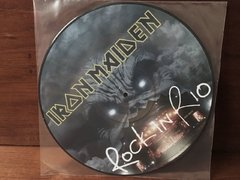 Iron Maiden - Rock In Rio LP PICTURE - comprar online
