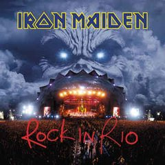 Iron Maiden -  Rock In Rio LP