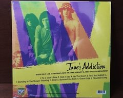 Jane's Addiction -   Idiots Rule: Live At Tipitina's LP - comprar online