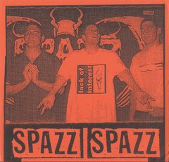 Spazz -  The Jeb EP