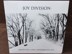 Joy Division - Queens Hall, Leeds, September 8th 1979 LP - comprar online