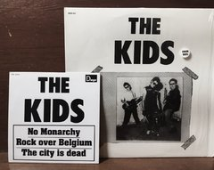 The Kids - The Kids LP + No Monarchy EP
