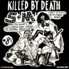 Various -   Killed By Death #8 1/2 LP (Usado)