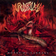 Krisiun -  Works Of Carnage LP