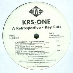KRS-One -  A Retrospective - Key Cuts - comprar online