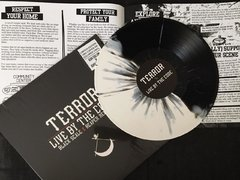 Terror - Live By The Code LP na internet