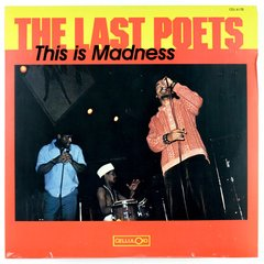 The Last Poets -  This Is Madness LP