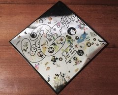Led Zeppelin - Led Zeppelin III LP (Capa Prateada)
