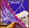 Little Feat -   Feats Don't Fail Me Now LP