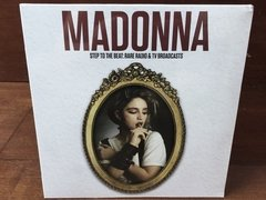 Madonna - Step To The Beat:Rare Radio & TV Broadcasts LP - comprar online