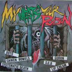 Various -   My Meat's Your Poison LP