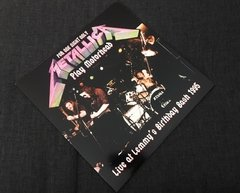 Metallica - Live At Lemmy's Birthday Bash 1995 LP