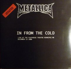 Metallica -   In From The Cold LP - comprar online