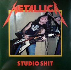 Metallica - Studio Shit LP