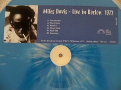 Miles Davis - Live In Boston 1972 LP - comprar online
