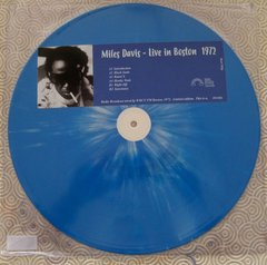 Miles Davis - Live In Boston 1972 LP