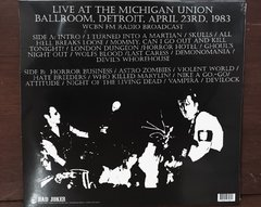 Misfits - Walk Among You Live @ Michigan Union LP na internet