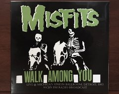 Misfits - Walk Among You Live @ Michigan Union LP - comprar online