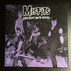 Misfits -   Descent Into Evil LP