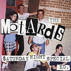 Motards -   $aturday Night Special Ed. LP