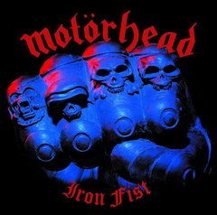 Motorhead - Iron Fist LP