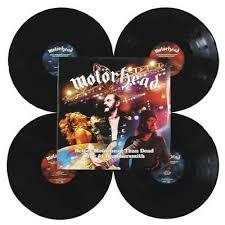 Motorhead - Better Motörhead Than Dead - Live At Hammersmith 4xLP