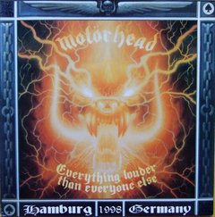 Motorhead - Everything Louder Than Everyone Else 3xLP