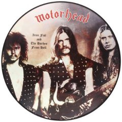 Motorhead -   Iron Fist And The Hordes From Hell LP