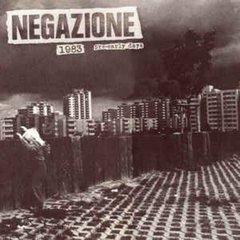 Negazione -   1983 Pre- Early Days LP