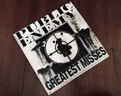 Public Enemy - Greatest Misses 2xLP