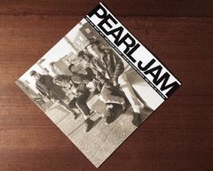 Pearl Jam -   Love And Trust LP