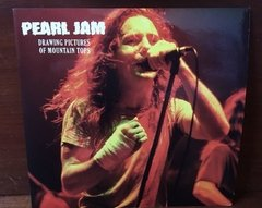 Pearl Jam - Drawing Pictures Of Mountain Tops 2xLP - comprar online