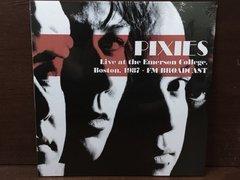 Pixies -   Live At The Emerson College, Boston, 1987 -  FM Broadcast LP - comprar online