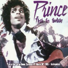 Prince And The Revolution -   Flesh For Fantasy: Live At The Carrier LP