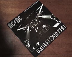 AC/DC - Lightning Over Japan LP