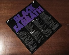 Black Sabbath - Master Of Reality LP - comprar online