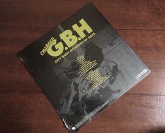 GBH - City Baby Attacked By Rats LP - comprar online