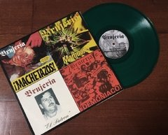 "Brujeria -""Se Busca"" Singles Collection LP na internet"