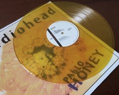 Radiohead - Pablo Honey LP - Anomalia Distro