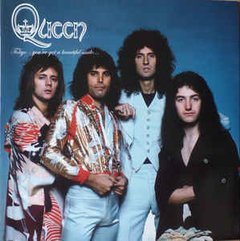 Queen - Tokyo - You've Got A Beautiful Smile...But Tonight We Rock LP