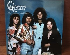 Queen - Tokyo - You've Got A Beautiful Smile...But Tonight We Rock LP - Anomalia Distro