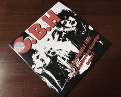 GBH -   Race Against Time: The Complete Clay Recordings Volume 2