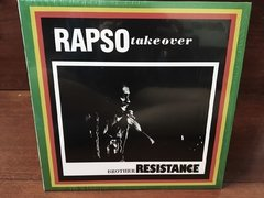 Brother Resistance -  Rapso Take Over LP na internet